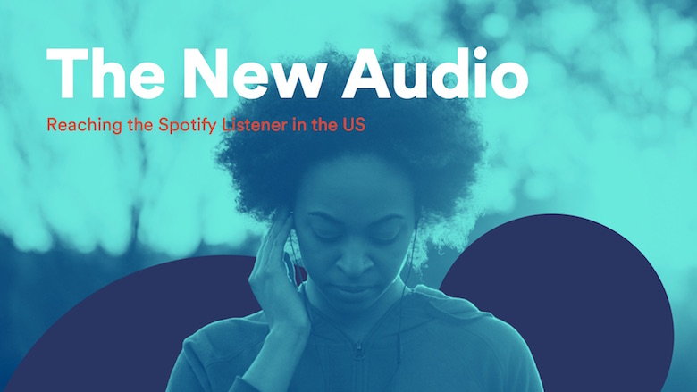Spotify - The New Audio